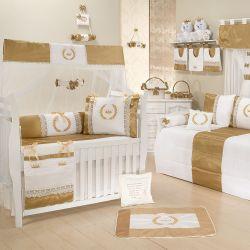 Quarto para Bebê sem Cama Babá Magnífico