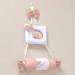 Porta Maternidade Sonho de Princesa