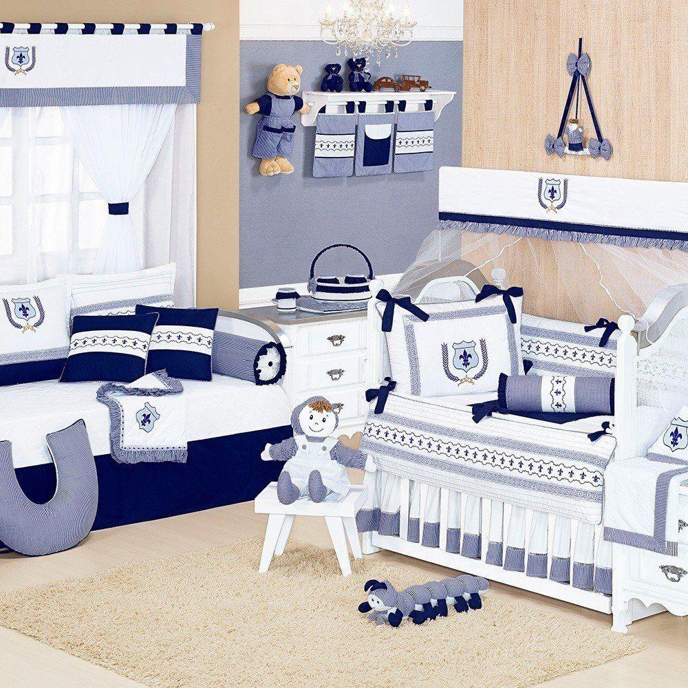 14ae6b8b66 Quarto de Bebê Versailles 39 peças