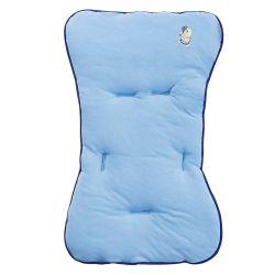 Capa de Carrinho Malha Azul