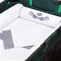 Kit Berço Completo Desmontável Marinho 1,45m x 88cm