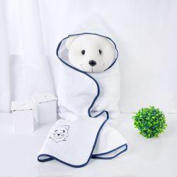 Toalha de Banho Leãozinho Azul Marinho