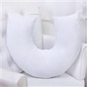 Almofada para Amamentação Luxo Branco