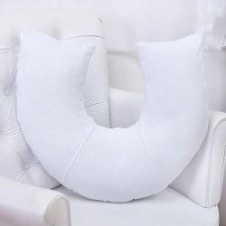 Almofada Amamentação Luxo Branco