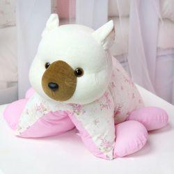 Enfeite Travesseiro Ursinha Babi