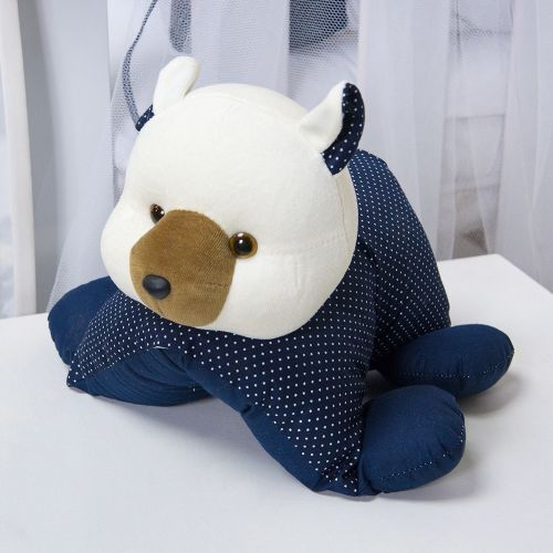 Enfeite Travesseiro Ursinho William