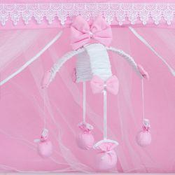 Móbile Luxo Rosa