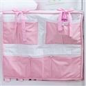 Porta Treco Piquet Rosa