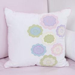 Almofada Decorativa Flores Encanto