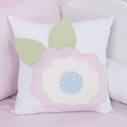 Almofada Decorativa Flor Encanto 45cm