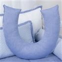 Almofada para Amamentação Sweet Bear Azul