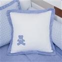 Almofada Decorativa Urso P Sweet Bear Azul