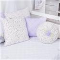 Almofadas Decorativas Primavera Baby Lilás