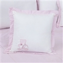 Almofada Decorativa Ursa P Sweet Bear Rosa