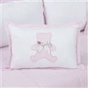 Almofada Decorativa Ursa G Sweet Bear Rosa
