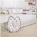 Kit Cama Babá Bouquet Uva