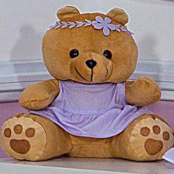 Ursa Requinte Sapeca 33cm