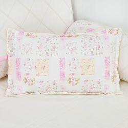 Almofada Decorativa Estampada Chegou uma Princesa
