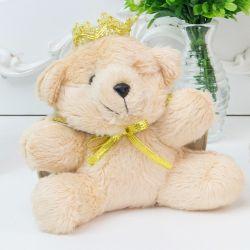 Urso Mini Príncipe 12cm
