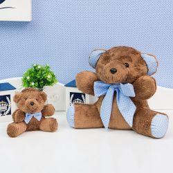Ursos de Pelúcia Cerquinha Azul