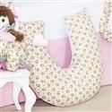 Almofada para Amamentação Florence Rosa