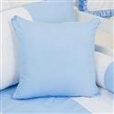 Almofada Estampada Provençal Azul