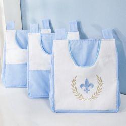 Porta Fraldas Varão Provençal Azul