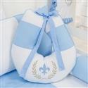 Almofada para Amamentação Provençal Azul