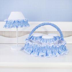 Kit Acessórios Realeza Azul