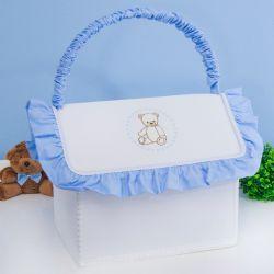 Farmacinha Teddy Azul