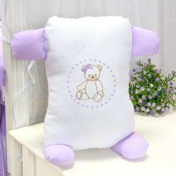 Naninha Teddy Lilás
