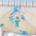 Móbile Diversão Azul