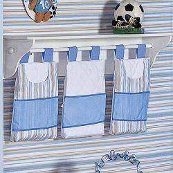 Porta Fraldas Varão Football