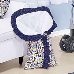 Porta Bebê Cuty Baby Marinho