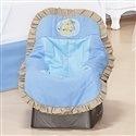 Capa de Bebê Conforto Ursos Divertidos