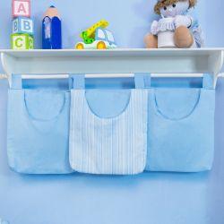 Prateleira Completa Meu Bebê Azul