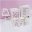 Kit Higiene Camponesa Rosa
