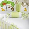 Almofada Apoio Bala Reino Encantado Verde