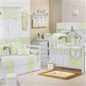 Quarto para Bebê Reino Encantado Verde