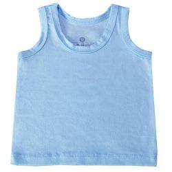 Camiseta Regata Azul