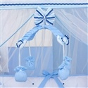 Móbile Retrô Azul