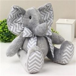 Enfeite Elefante Chevron