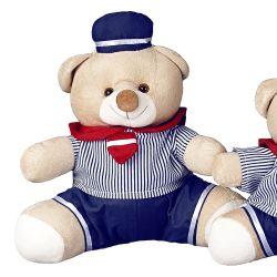 Urso Marinheiro 26cm