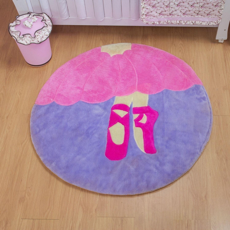5ce976baf1 Quarto de Bebê Menina Bailarina