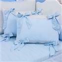 Almofadas Decorativas Laços Ursinho Travesso Azul