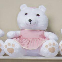 Ursa Requinte Amigos Baby 31cm