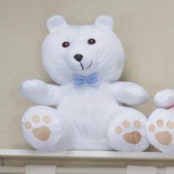 Urso Requinte Amigos Baby 31cm