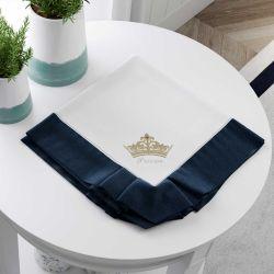 Manta Príncipe Marinho Premium