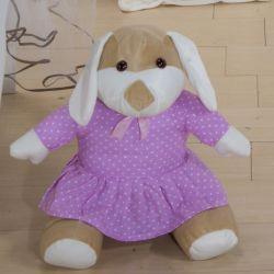 Cachorrinha de Vestido Amigos Baby 61cm