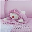 Boneca Decorativa Gabi Rosa